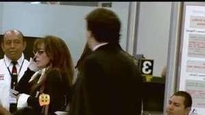 Cristian Castro se lleva a Verónica Castro a Europa  Video: