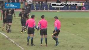 Jornada 13, Pumas 1-1 Pachuca, Apertura 2014  Video:
