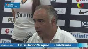 Jornada 13, Guillermo Vázquez, Apertura 2014  Video: