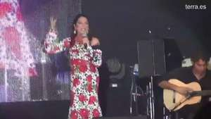 El concierto más difícil de Isabel Pantoja Video: