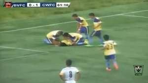 Terrible: Jugador muere tras celebrar un gol Video: