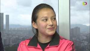 Jackie Galván busca incursionar en el boxeo profesional Video: