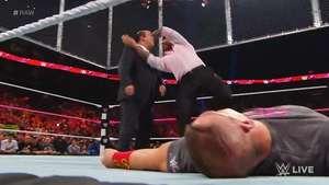 RAW: Paul Heyman se mete donde no le llaman y Orton no perdona Video: