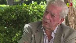 Mario Vargas Llosa cuestiona el 'nacionalismo' Video: