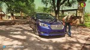 Video Prueba Subaru Legacy 2015 Video: