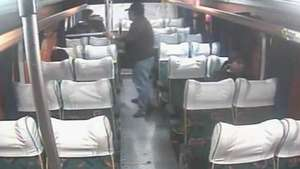 Ladrón termina llorando tras intento de robo en Concepción Video: