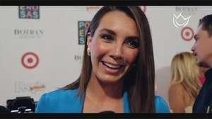 Elizabeth Gutiérrez es mamá ¡Y bruja! Video: