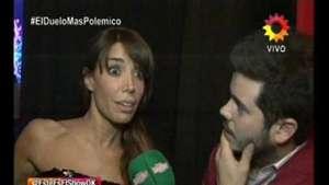 Bailando 2014: Fidalgo se ríe del tango de Mora Godoy Video: