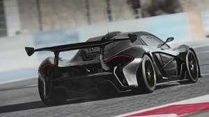 McLaren P1 GTR, 1.000 CV movidos por tecnología híbrida Video: