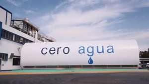 Cómo funciona la planta 'Cero Agua' de Nestlé  Video: