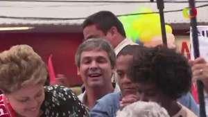 Dilma Rousseff lucha por mantener ventaja frente a Neves Video: