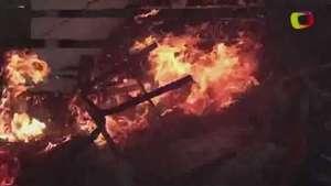 Manifestantes en Iguala destrozan Palacio Municipal Video: