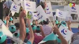 Túnez prepara elecciones del próximo domingo Video: