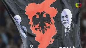 Serbia y Albania, el partido de la discordia Video: