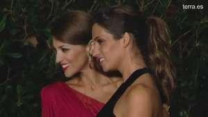 Sara Carbonero, estrella de los Elle Awards 2014 Video: