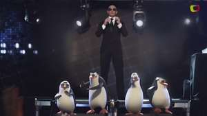 Video Musical de Pitbull - Celebrate, para nueva pelicula Penguins of Madagascar Video: