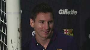 Messi va por el récord de goles en Liga Video: