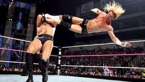 SmackDown: Ziggler conserva el título ganando a Cesaro Video:
