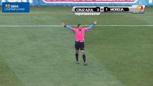 Jornada 14, Cruz Azul 3-1 Morelia, Apertura 2014 Video: