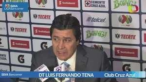 Jornada 14, Luis Fernando Tena, Cruz Azul 3-1 Morelia, Aperura 2014 Video: