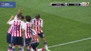 Jornada 14, Chivas 3-3 Tijuana, Apertura 2014 Video: