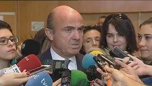 De Guindos: tras los test hay que analizar todas las alternativas para Bankia Video: