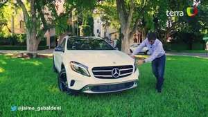 Video: Prueba Mercedes-Benz GLA 2015 Video: