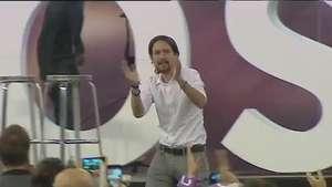 Podemos entrega a Pablo Iglesias las riendas para poner en marcha el partido Video: