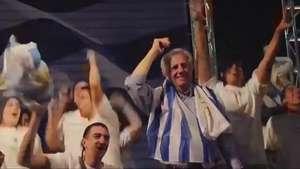 Uruguay: Vázquez y Lacalle a segunda vuelta en elecciones Video: