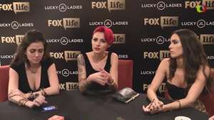 "Las ""Lucky Ladies"" muestran su divertido mundo en Fox Life Video:"