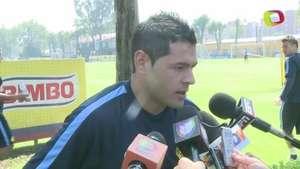 Pablo Aguilar reconoce la importancia del Clásico Video: