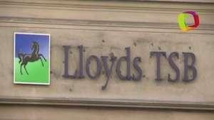 Lloyds eliminará 9.000 empleos Video: