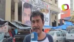 México. Familiares de 43 desaparecidos piden respuestas a Peña Nieto Video: