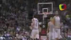 Spurs reciben los anillos de campeones y vencen a los Mavericks Video: