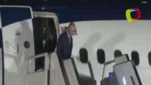 Príncipe Carlos y duquesa de Cornualles llegan a Colombia en visita oficial Video: