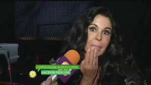María Conchita Alonso: 'Mis talones son rajados, si no les gusta no los miren' Video: