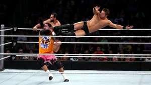 WWE Main Event: Los Usos repiten victoria sobre The Miz y su doble Video: