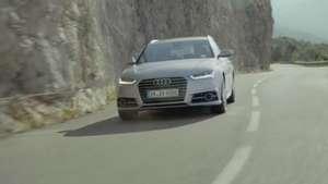 Audi A6 Avant Ultra Video: