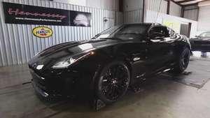 Jaguar F-Type Coupé R según Hennessey Video: