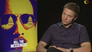 'Kill The Messenger': Renner y DeWitt en una intrincada historia con el Tío Sam Video: