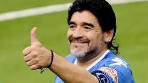 ¡Feliz cumple Diego! saludo accidentado en AM Video: