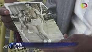 Cuarenta años del  'Ali vs. Foreman' Video: