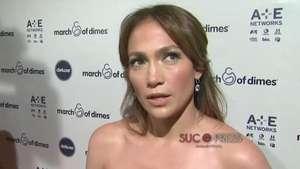 Jennifer López desvela que fue maltratada Video:
