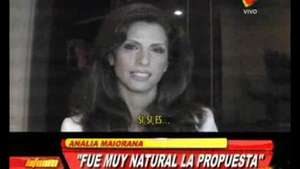 Analía Maiorana se prepara para su boda con Diego Santilli Video: