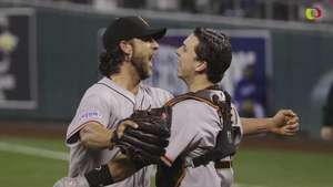 Bumgarner Shines As Giants Win World Series Video: