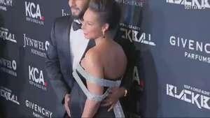 Alicia Keys presume de recta final de embarazo Video: