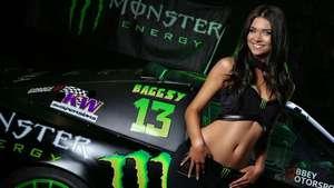 El universo Monster: chicas y coches que deslubran Video: