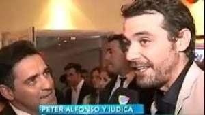 Incómodo cruce entre Iúdica y Peter Alfonso Video: