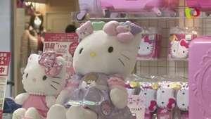 Hello Kitty cumple 40 años Video: