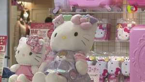 Hello Kitty cumple 40 años Video: